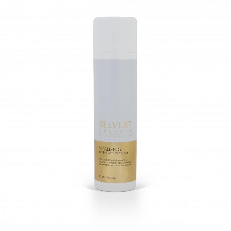 Vitalizing Regenerating Cream, Kabine
