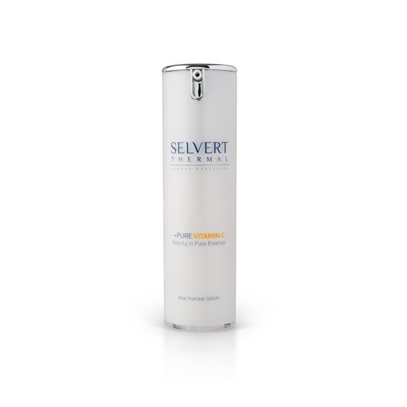 Reaktivierendes Serum +Pure Vitamin C